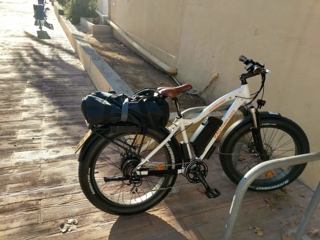 Bicicleta ELVITEN