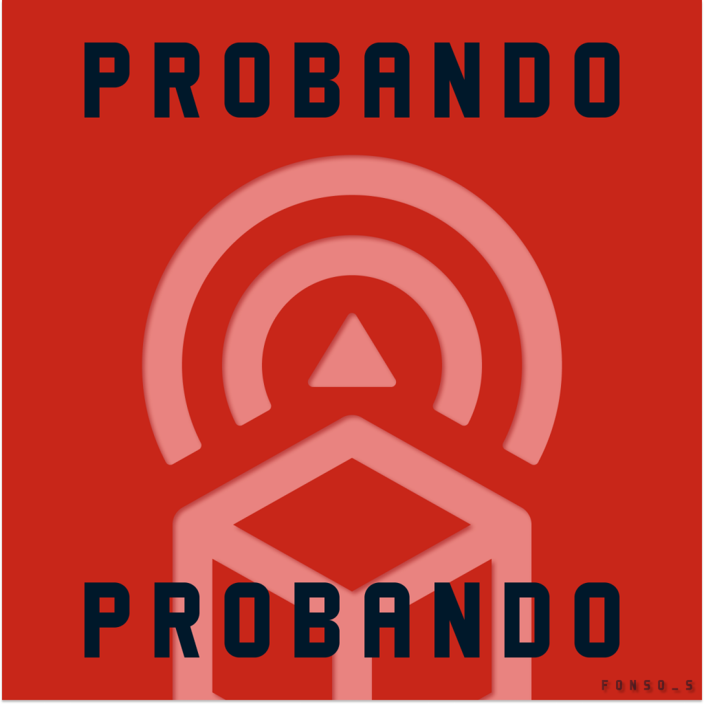 Portada Probando probando5 Alfonso Sánchez